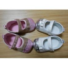 Sapatas de bebê macias da forma elevada nova da alta qualidade (BH-11)