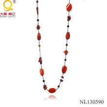 2014 Agate Necklace Fashion Jewelry