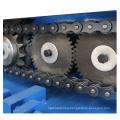 QTF 10-15 full automatic concrete block making machine line