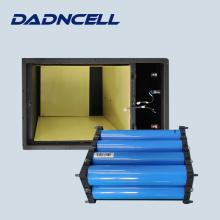 Подгонянные аккумуляторные батареи большой емкости модульные 72В40Ах 45Ах 50Ах продолжительный срок службы Банк батарей
