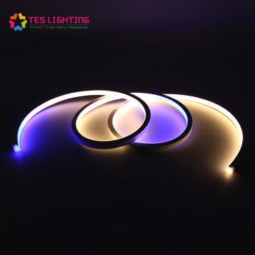 Flexibele IP68 Waterdichte DMX Pixel LED Neon Light