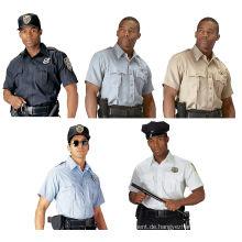 Großhandel Professionelle Herren Arbeit Hemd Polizei und Militär Uniformen
