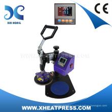 Хороший дизайн цифровой сублимации керамическая плита тепло пресс машина