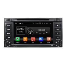 Android 8.0 Car Multimedia-Systeme für Touareg Multivan