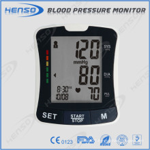 Large LCD display Blood Pressure Monitor