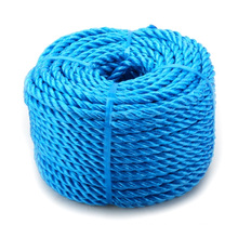 Braided Twisted Polyester PP Rope with Strong Pulling Force