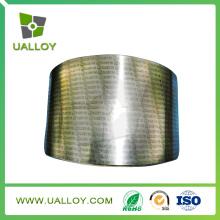 Bimetallic Alloy 5j20110 Strip (Mn75Ni15Cu10/Ni36)