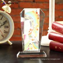 Photo de cristal de sublimation BXP02 Tasse trois-tasse 120 * 185 * 40