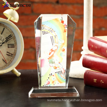 sublimation crystal photo BXP02 Three-D cup 120*185*40