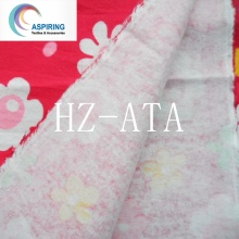 80% algodão 20% tecido de flanela de poliéster para vestuário