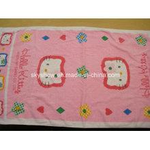 Toalla de baño para niños de alta calidad (SST0277)