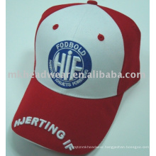 cheap customed logo cap with 3D embroidery