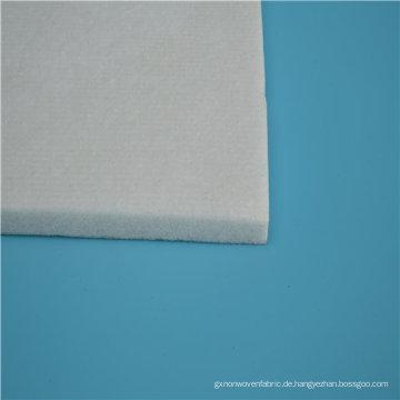 Schallabsorbierende Baumwolle aus Polyesterfaser