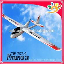 FPV Raptor EX (757-2) epo Schaum rc Flugzeug rc lange Strecke Kamera Video UAV rc Flugzeug Kamera