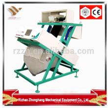 Inteligente arroz Maiz japonica grão de triagem de cor máquina / CCD máquina de cor classificador de cor de arroz na China