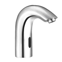 Solid Brass Chrome Plated Automatic Sensor Faucet