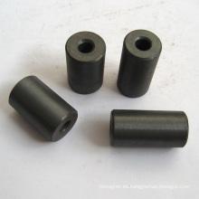 Imanes de ferrita de cilindro fuerte con pequeños orificios