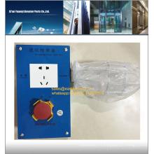 Coffre d'inspection de pièces détachées pour ascenseur XAA23750J3