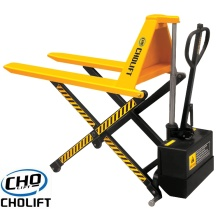1.5T Semi Electric High Lift Scissor Transpallet