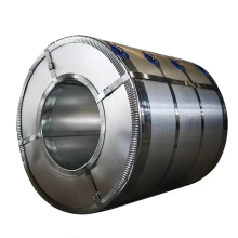 Hot Dip GP Zinc Steel Coil