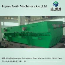 Panier de coulée en acier pour la fabrication de l'acier et le procédé de moulage