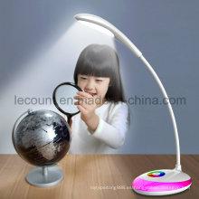 Lámpara de mesa de lectura de la protección del ojo del tacto LED (LTB716A)