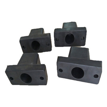 OEM ODM Plain Rubber Elastomeric Bridge Bearing