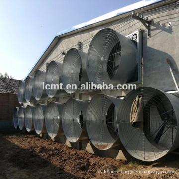Тяжелый Тип молотка промышленные настенные системы вентиляции отрицательного давления вытяжного вентилятора