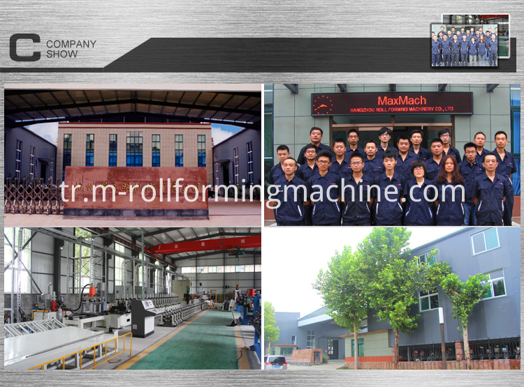 hangzhou roll forming machinery
