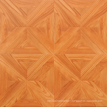 12.3mm E0 HDF AC4 Embossed Oak Sound Absorbing Laminated Floor