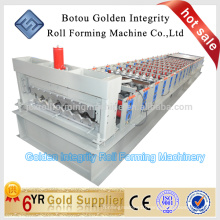 JCX good quality profile sheet roll forming machine manufacturers wave profile tile machine