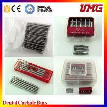 Basic Dental Instrument Dental Carbide Burs for Sale