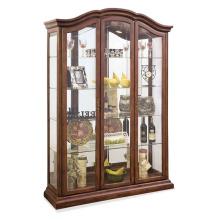 Шкафы-витрины нового дизайна для гостиной