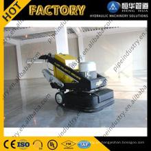 Equipo de pulir de alta velocidad Máquina de pulir piso de hormigón