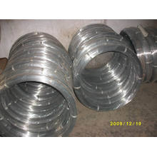 Arame Ovalado Galvanizado (galanized oval wire) 2.2X2.7mm