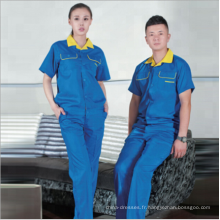 2018 Vêtements de travail avec Logo personnalisé européen travail vêtements hommes et femmes style