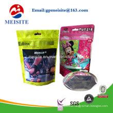 High Quality Doypack Zipper Plastic Children′s Food Bag