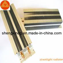 Штемпелевать части уличный свет радиатора /Штемпелюя (SX006)