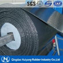Banda transportadora de goma multi-capa Ep / Nn / Cc de alta resistencia a la tracción