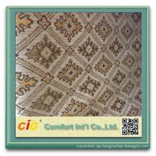 100 Polyester Sofa Chenille Stoff Sofa Deckung Chenillegewebe