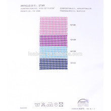 Promotional 100% cotton Houndstooth design shirting fabric manufactured in China