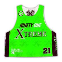 Fashion New Design Sublimated Lacrosse Jersey für Männer
