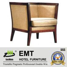 Уникальный дизайн-отель Деревянный стул (EMT-HC66)
