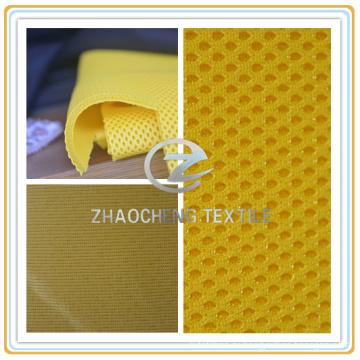 Сэндвич-сетчатая ткань с отверстиями для обуви и занавеса