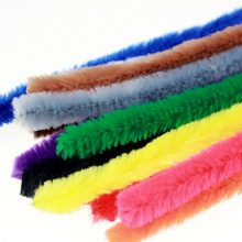 Dacron fuzzy stick multi color assorted