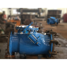 Swing check valve with Hydraulic Cylinder