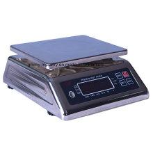 Echelle de pesée électronique étanche et inox 6kg / 15kg / 30kg
