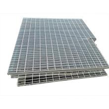 Решетчатый пол из оцинкованной стали для проекта электростанции