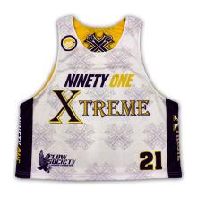 Unisex Calor-Transferência Lacrosse Jersey