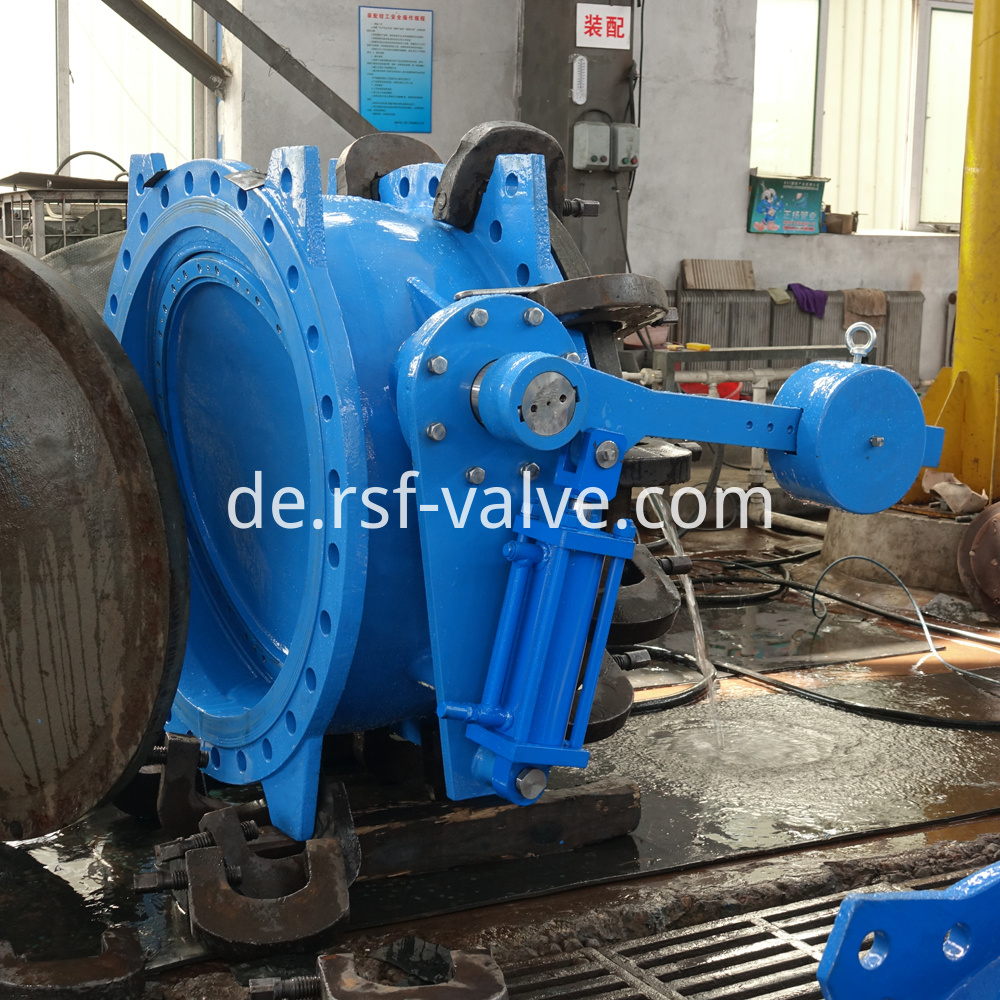 Butterfly Tilting Disc Check Valve 1